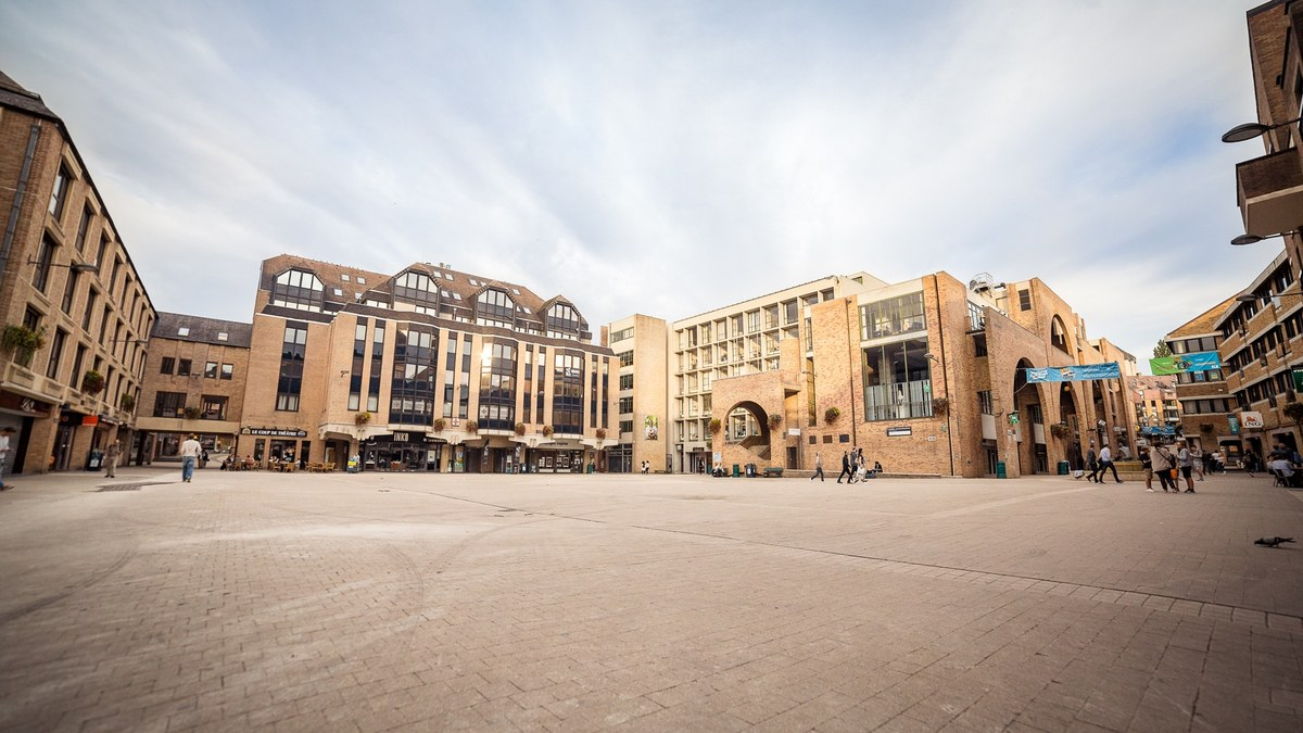 Place de l'Université
