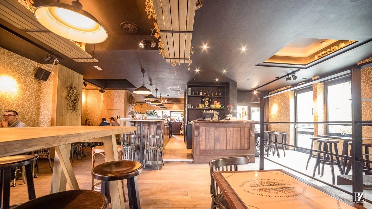 Restaurants et cafés