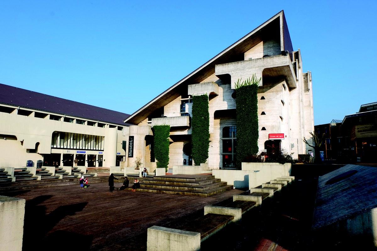 MuseeL ext2 (c)JP Bougnet