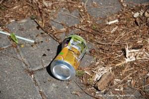 Canettes abandonnées dans la nature: jusqu'au 16 juin