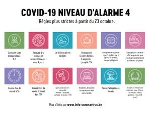 COVID-19: sport, culture et enseignement supérieur