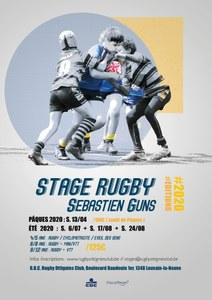 Stages de rugby pour les enfants