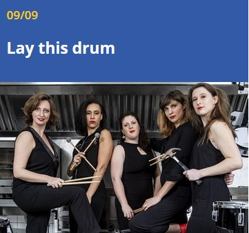 lay this drum