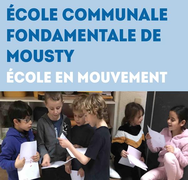 ECOLE COMMUNALE FONDAMENTALE DE MOUSTY
