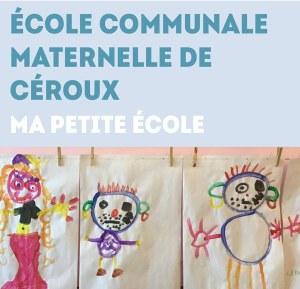 Ecole communale maternelle de Céroux