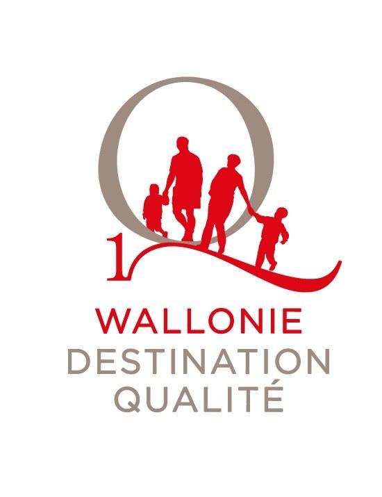 Wallonie Destination Qualité - logo