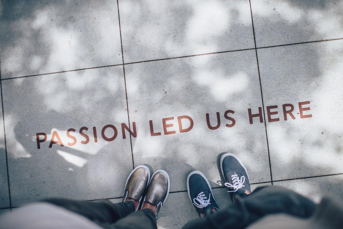 La passion nous guide !