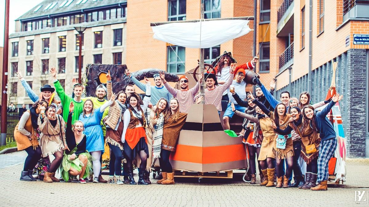 Carnaval étudiants