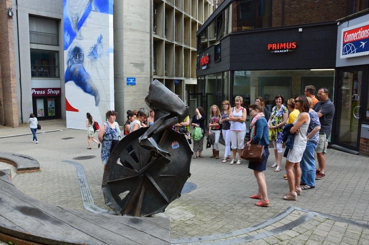 Visite Art dans la ville