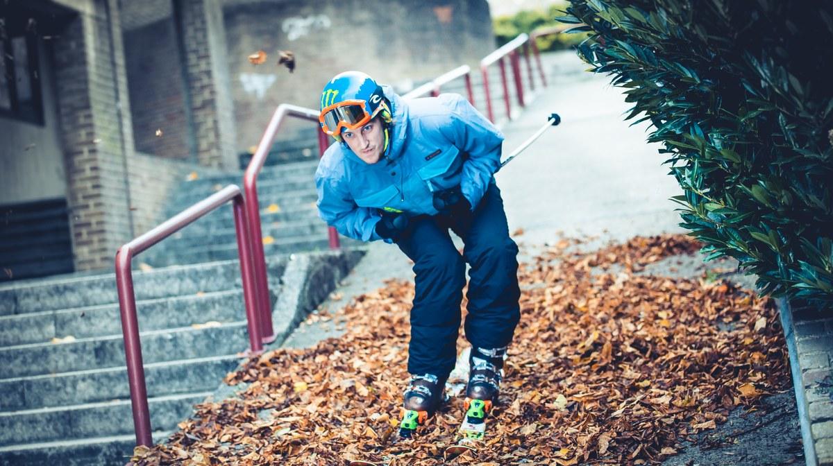 Skieur Hocaille