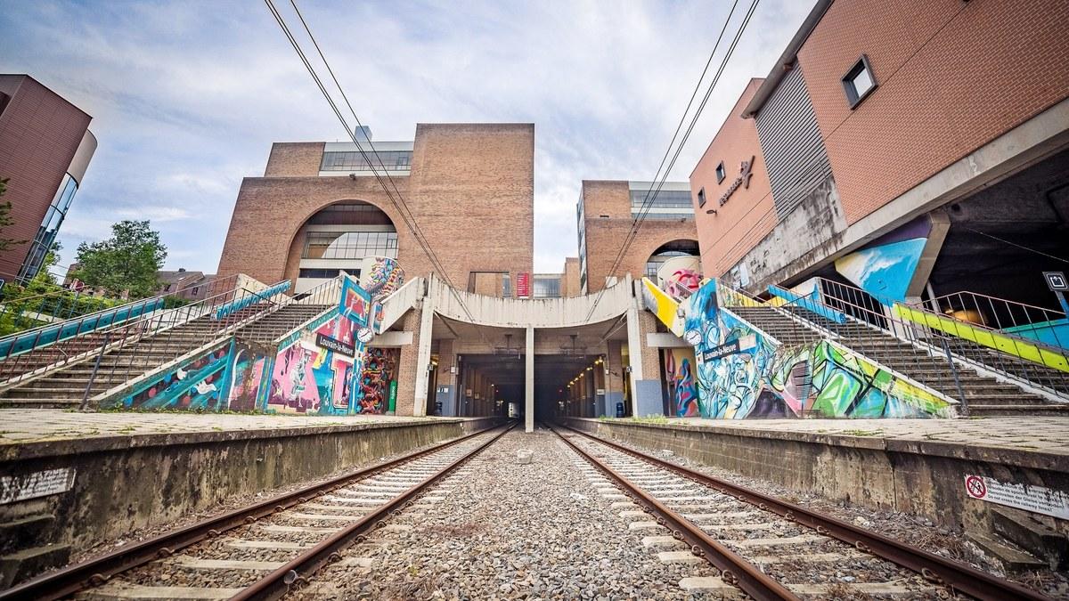 Gare de LLN