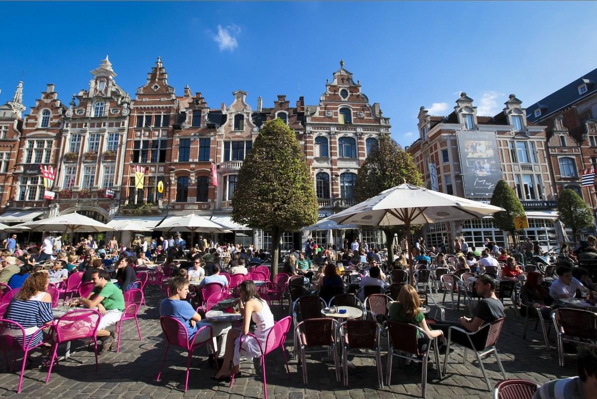 Oudemarkt Terras Leuven