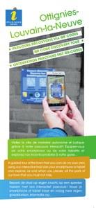 Brochure QR Codes Cover
