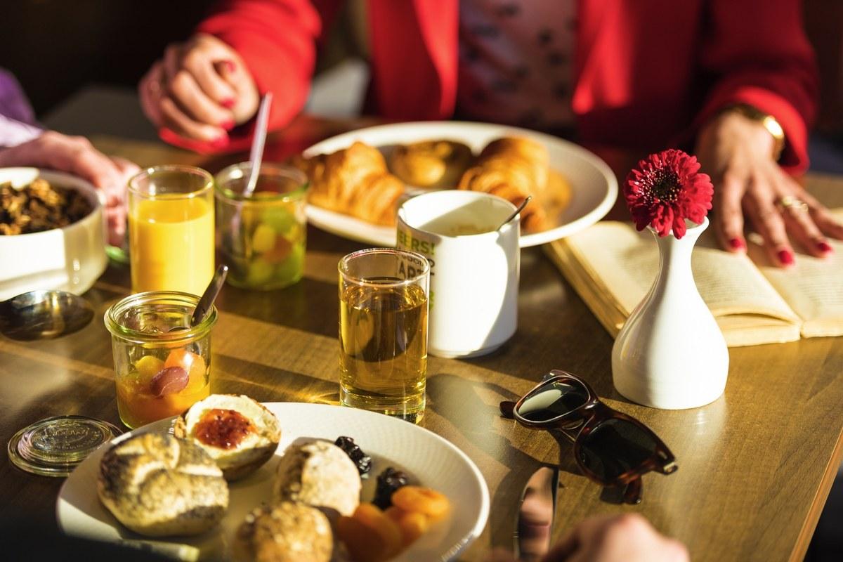 Petit-déjeuner Ibis