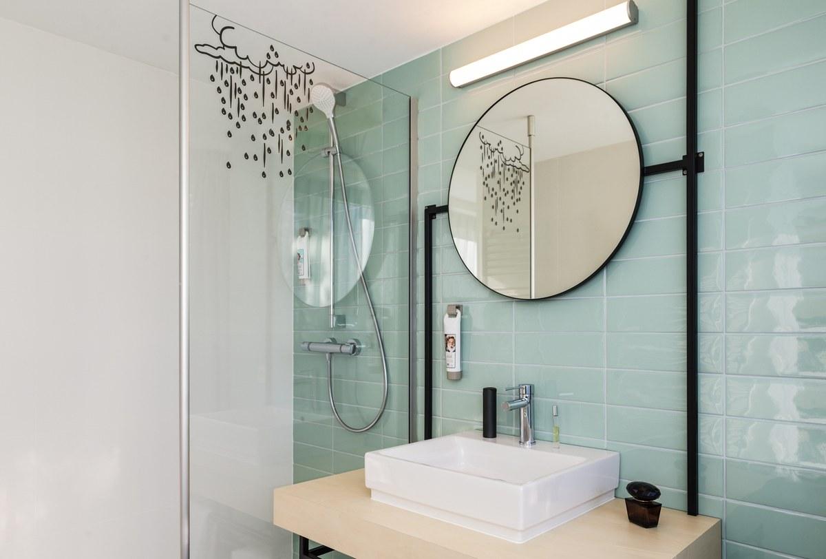 Salle de bain Ibis