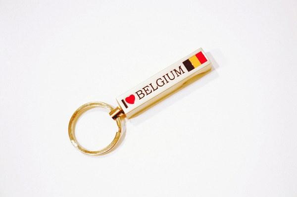 Porte-clefs Belgique