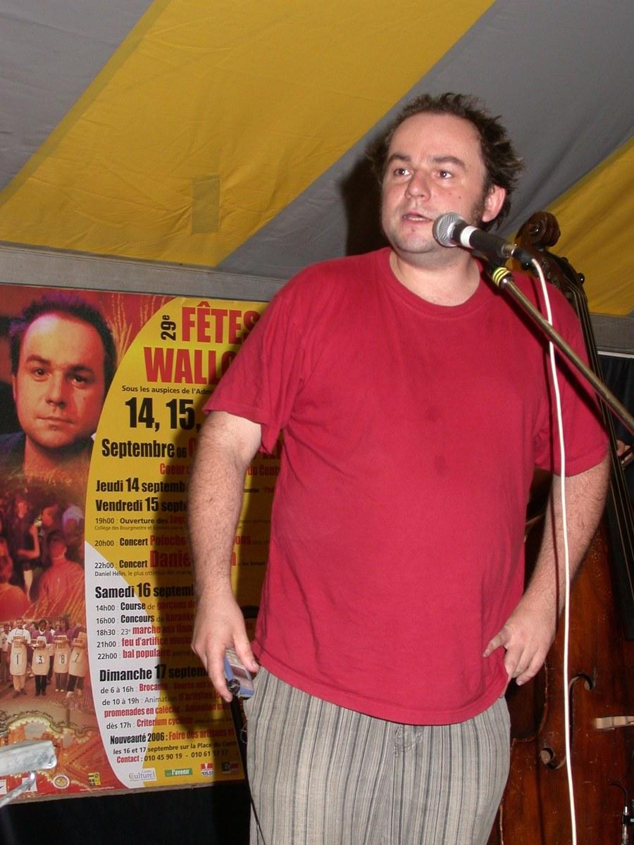 Daniel Helin: pôle d'or 2006