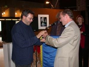Pôle d'Or 2001: Daniel Lipnik