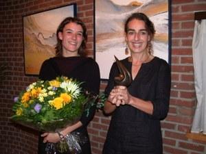 Pôle d'Or 2003 Veronika Mabardi photo MC Dufrêne