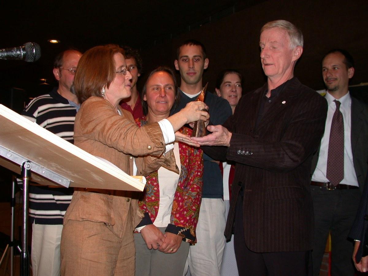 Pôle d'Or 2004 photo MC Dufrêne