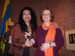Pôle d'Or 2005 Roxana Alvarado