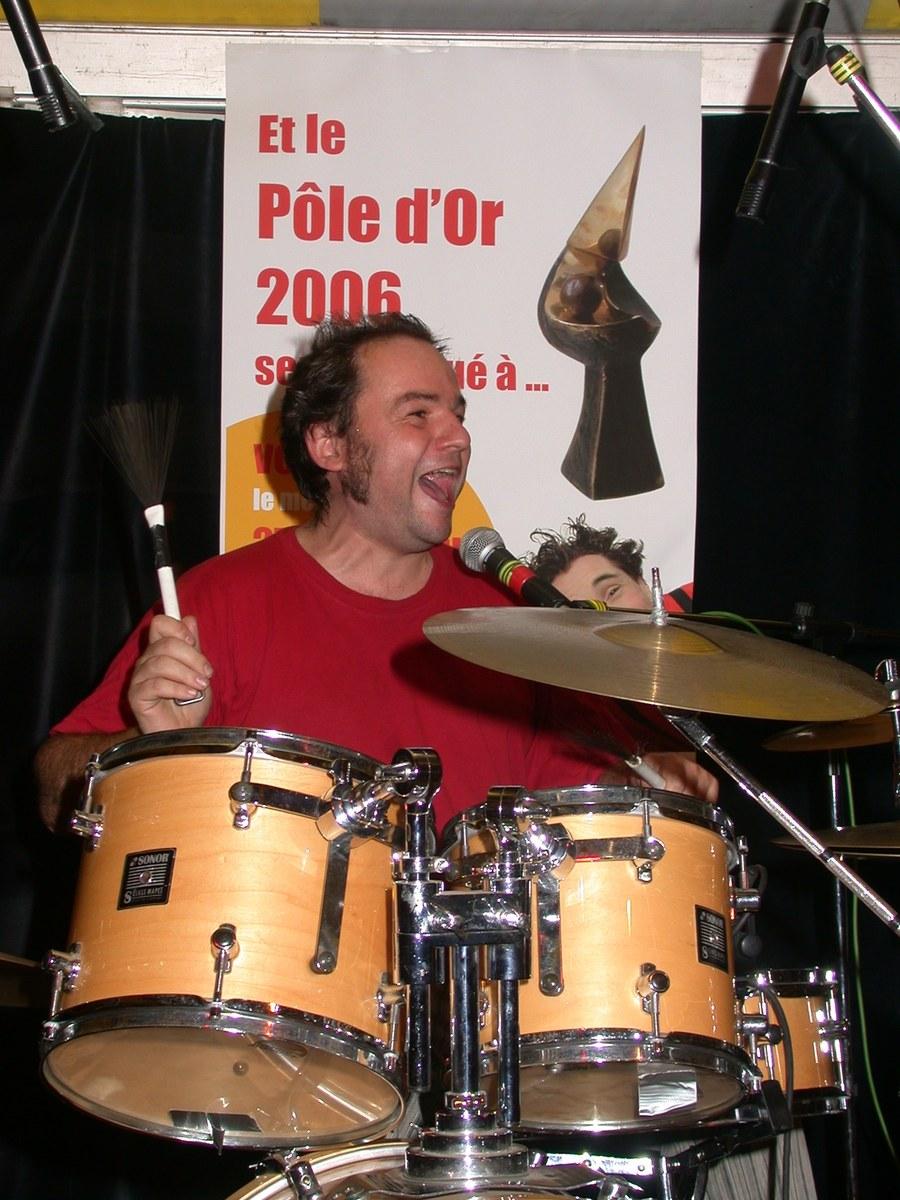 Pôle d'Or 2006 : Daniel Hélin