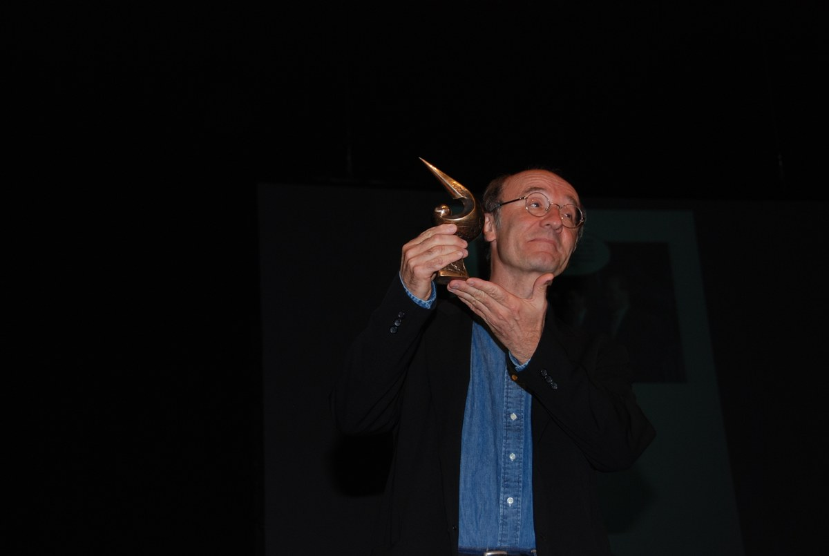 Pôle d'Or 2012: Philippe Geluck