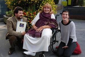 Pôle d'or 2008: Nele Paxinou