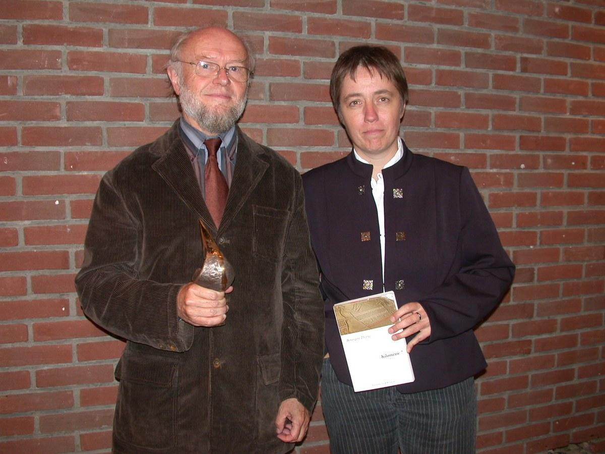 Pôle d'or 2007: Pierre Bartholomée